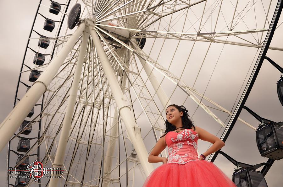 Quinceañera en Estrella de Puebla